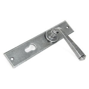 #15 - Avon Lever Door Handle on Long 72mm Euro Lock Backplate