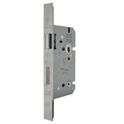 #07 - 85mm Euro Bathroom/Toilet Privacy Lock