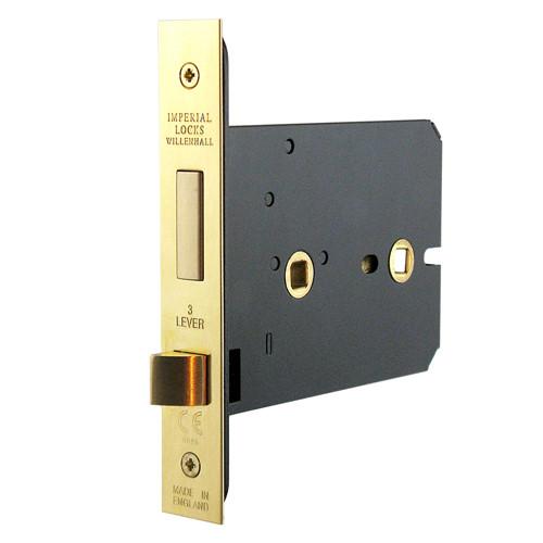6 151mm satin brass horizontal bathroom or toilet - Bathroom door knobs with privacy lock ...