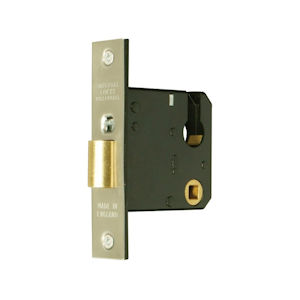 "#01 - 2.5"" Euro Profile Cylinder Nightlatch"