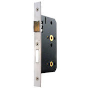 #08 - 90mm Euro Bathroom/Toilet Privacy Lock