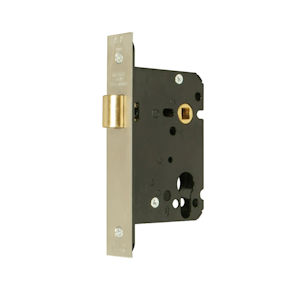 "#06 - 4"" Euro Profile Cylinder Roller Bolt Nightlatch"