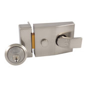 #09 - Yale 89 Standard Cylinder Rim Nightlatch