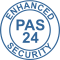 PAS 24 Enhanced Security