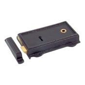 "#08 - S520 6"" Cast Iron Rim Door Lock"