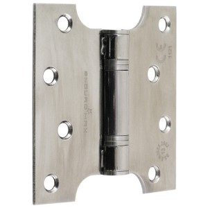"#06 - 4"" Stainless Steel Parliament Projection Fire Door Hinge"