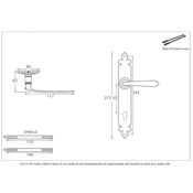 #06 - Cromwell Multi-Point Door Lock Handle