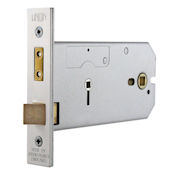 "#12 - 5"" Horizontal Bathroom/Toilet Privacy Lock"