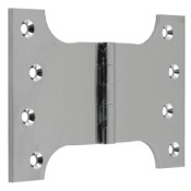 "#14 - 6"" Solid Brass Parliament Projection Hinge"