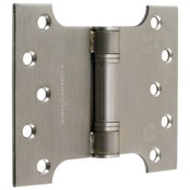 "#11 - 5"" Stainless Steel Parliament Projection Fire Door Hinge"