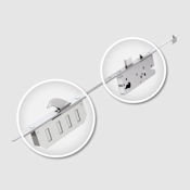 #01 Winkhaus FGTE Cobra Multi-Point Master Door Lock 35mm