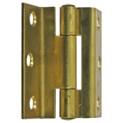 "#02 - 2.5"" Solid Brass Stormproof Window Hinge"