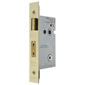 "#02 - 2.5"" Bathroom/Toilet Privacy Lock"