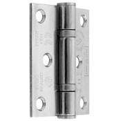 "#03 - 3"" Stainless Steel Ball Race Bearing Fire Door Hinge"
