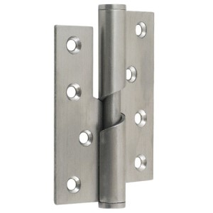 "#04 - 4"" Stainless Steel Rising Butt Hinge"
