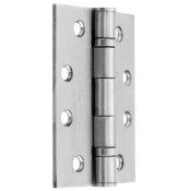 "#06 - 4"" Stainless Steel Ball Race Bearing Fire Door Hinge"