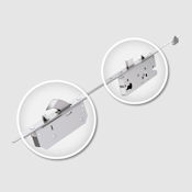 #01 - Winkhaus FAB AV2 Automatic Multi-Point Double Door Lock