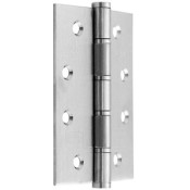 "#05 - 4"" Stainless Steel Washered Fire Door Hinge"