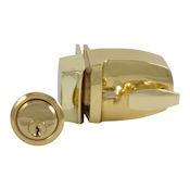 #01 - Legge 727 Cylinder Rim Nightlatch